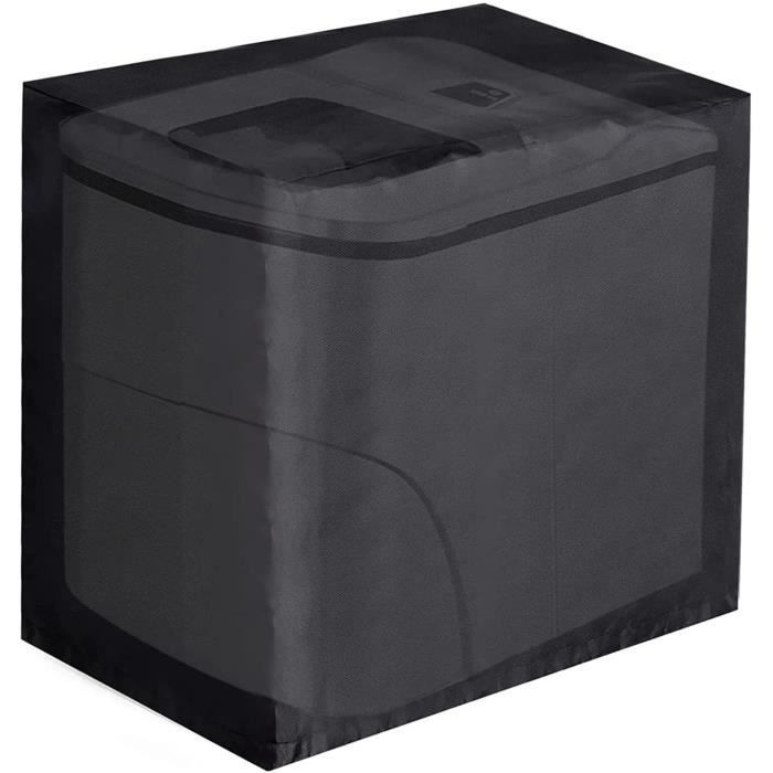 Housse de Protection pour Machine Glaon Mini Couverture de Machine Glace 13x17x15[215]
