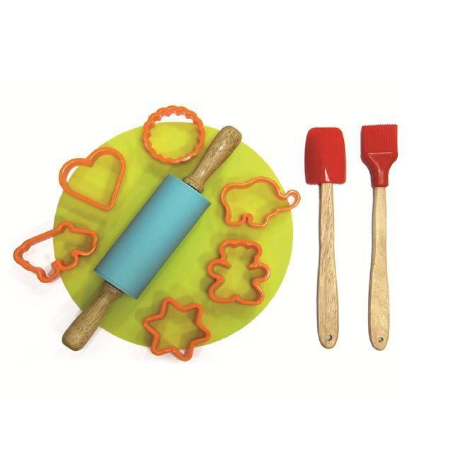 Moule pour 24 pop cakes + 100 batonnets - Accessoire de pâtisserie en silicone