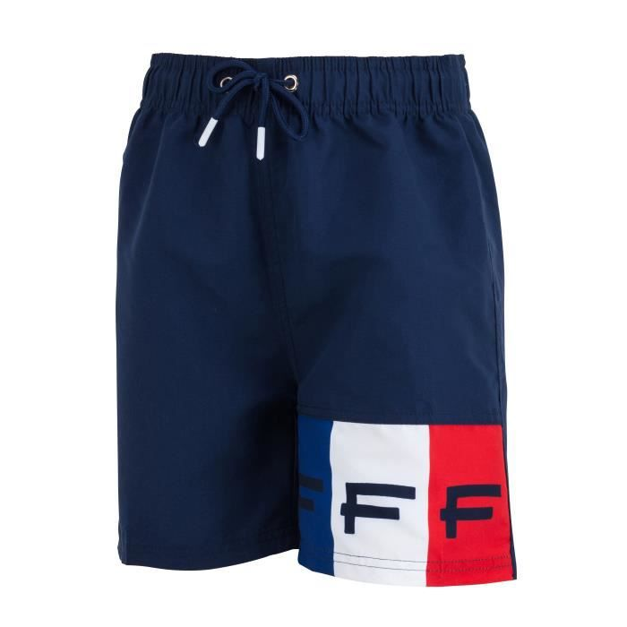 Short de bain FFF - Collection officielle Equipe de France de Football