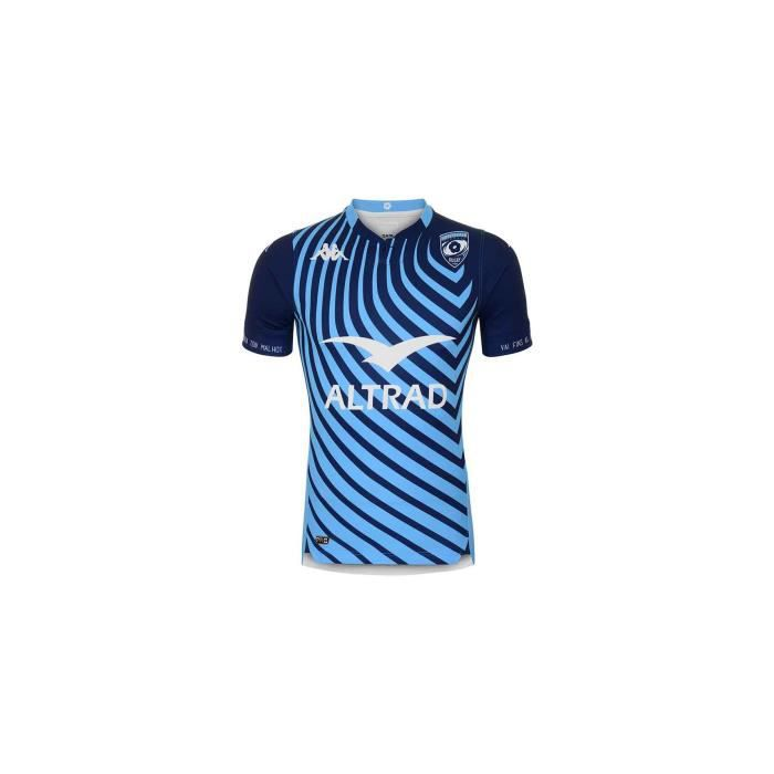 Maillot rugby Montpellier Hérault Rugby (MHR) - réplica domicile 2020/2021 adulte - Kappa -- Taille L