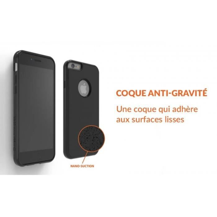 coque anti gravité iphone xr