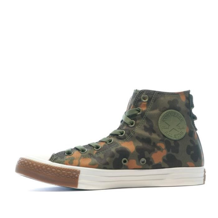 all star converse homme camouflage