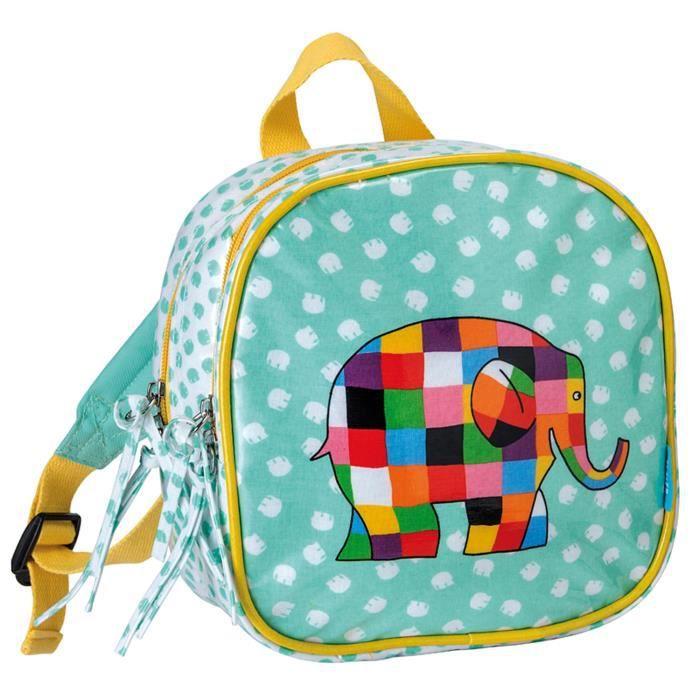 Personnalisé Enfants Sac à dos tout nom Elephant Design Garçons Enfants Sac D/'école