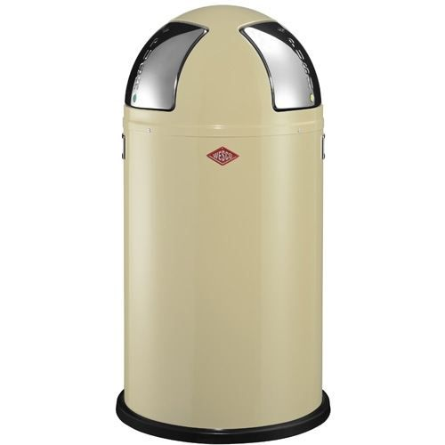 Push two 50 l wesco achat vente poubelle corbeille push two 50 l wesco - Poubelle deux compartiments ...