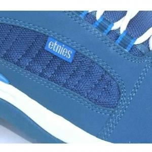 Baskets Homme ETNIES Cyprus Navy Blue Grey