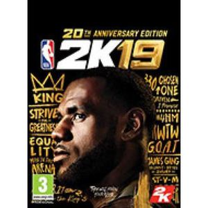 BUREAUTIQUE NBA 2K19 20th Anniversary Edition (Code STEAM en t