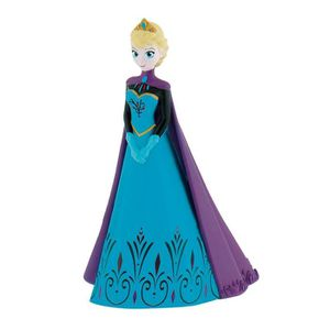 FIGURINE - PERSONNAGE Figurine Miniature Figure Queen Elsa action WOY1Q
