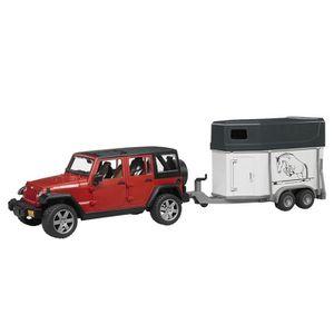 TRIPORTEUR Triporteur W4U7M Bruder Jeep Wrangler Unlimited Ru