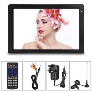 Téléviseur LCD DVB-T-T2 Téléviseur Portable 16: 9 TFT-LED HD coul