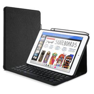 CLAVIER D'ORDINATEUR ProCase iPad 9.7 Clavier Case avec Titulaire Apple