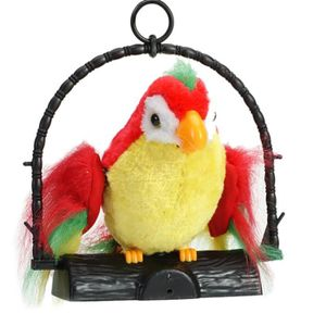 ANIMAL VIRTUEL Waving Wings Parler Parler Parrot Imite Et Répète
