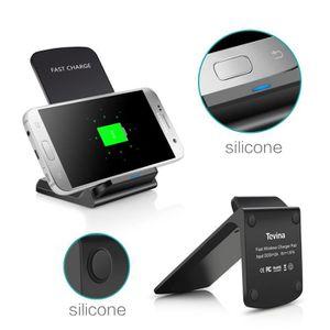CHARGEUR TÉLÉPHONE Rapide Chargeur Sans Fil pour Samsung Galaxy S7 /