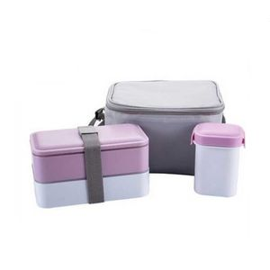 LUNCH BOX - BENTO  Deux ensembles - LYT® Set lunch box avec sacoche i