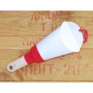 LAMPE DE POCHE Lampe baladeuse enfant Passe-Partout rouge coqueli