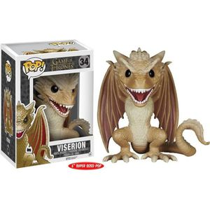 FIGURINE - PERSONNAGE Figurine Funko Pop! Game of Thrones: Dragon Viseri