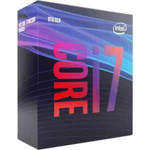 PROCESSEUR Processeur Intel Core i7-9700 3 GHz
