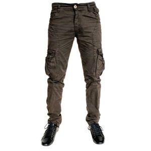 Pantalon treillis homme - Achat / Vente pas