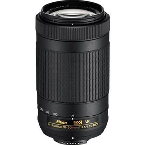 OBJECTIF NIKON Objectif AF-P DX 70-300 mm f/4.5-6.3G ED VR
