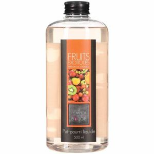 POT POURRI Paris Prix - Liquide Pot Pourri 500ml Fruits Exoti