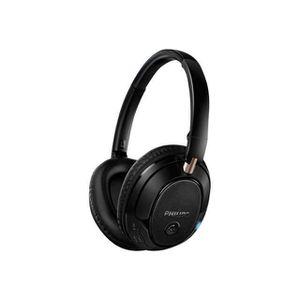 CASQUE - ÉCOUTEURS Casque audio Philips SHB 7250 Noir