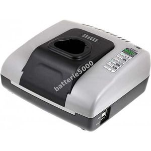 BATTERIE DOMOTIQUE Chargeur pour batterie Powery avec USB pour Black&