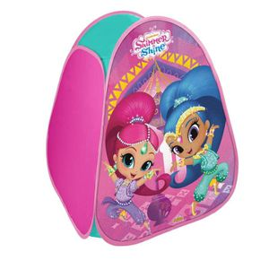 TENTE TUNNEL D'ACTIVITÉ SHIMMER AND SHINE Tente Indienne Infatile, 2662