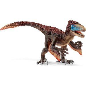 FIGURINE - PERSONNAGE Schleich Figurine 14582 - Dinosaure - Utahraptor