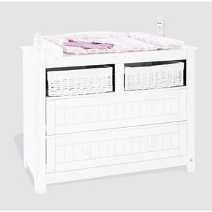 Commode langer collection nina achat vente table langer 403576901862 - Commode a langer cdiscount ...