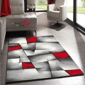 TAPIS Tapis BRILLANCE ULTIMATE rouge Tapis Moderne 60 x
