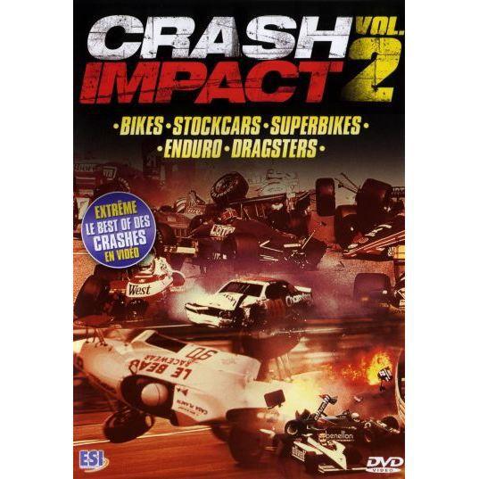 DVD DOCUMENTAIRE DVD Crash impact, Vol. 2