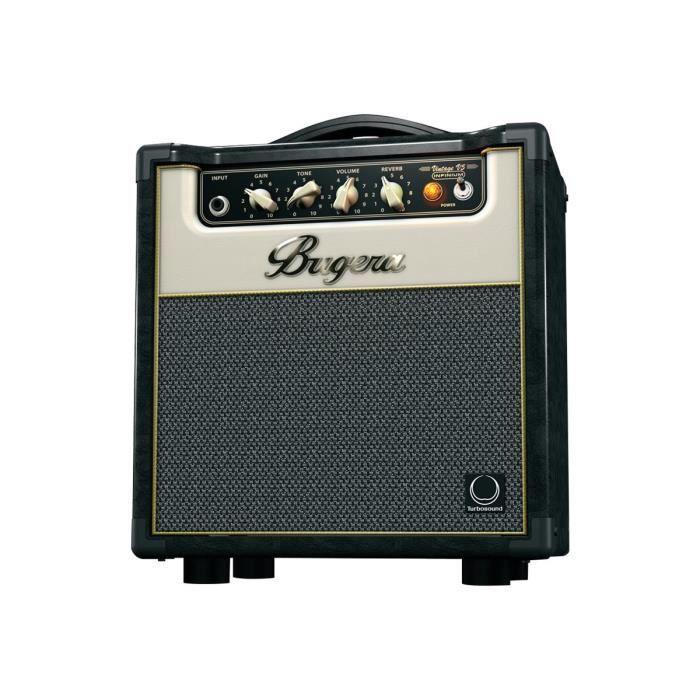 Bugera Vintage V5 Infinium Combo amplifier open-back tube 5 Watt