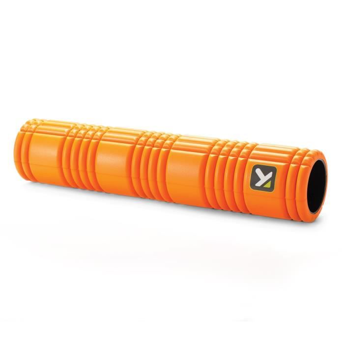 TRIGGER POINT – Grid 2.0 Foam Roller – Rouleau De Massage – Supprime Tensions Musculaires – Adapté Tous Profils – Design breveté