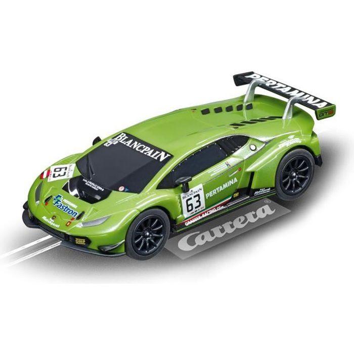 Voiture Carrera Go!!! Lamborghini Huracán GT3 -No.63-