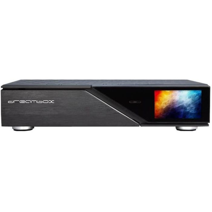 Dream Multimedia DreamBox DM920 UHD Récepteur multimédia numérique noir-13132-200