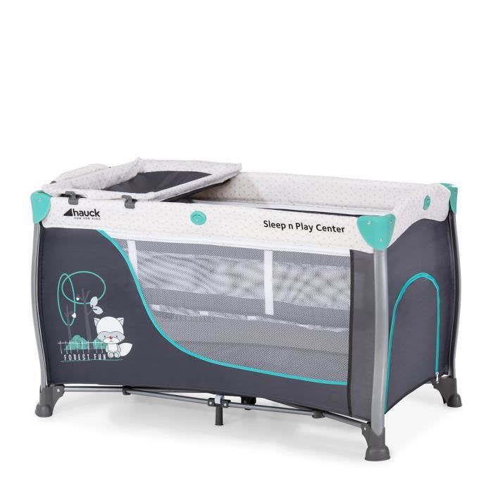 Lit Parapluie Sleep and Play Center III - Forest fun