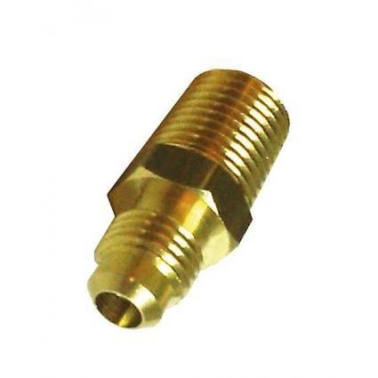 Adaptateur 1/4 sae mâle / 3/8 gaz mâle - JOHNSON CONTROLS : D-1484