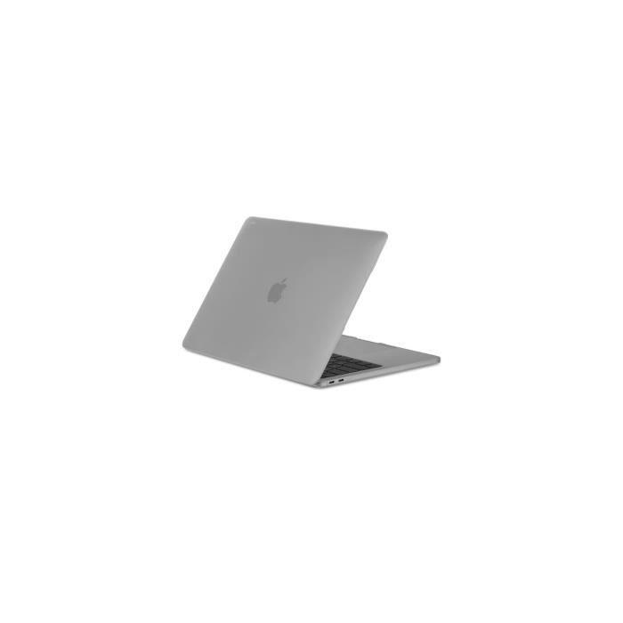 Coque Macbook Pro 13 avec Touch Bar Moshi Iglaze Transparent
