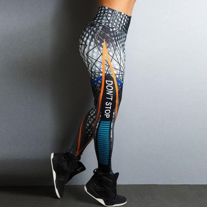 Zencart Stretch Sexy Leggings Femmes Fitness Yoga Vêtements Bootie Motif Entraînement Gym Legging Sport Course À Pied Collants Pa