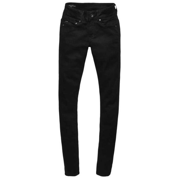 Vêtements femme Pantalons Gstar Midge Cody Mid Skinny