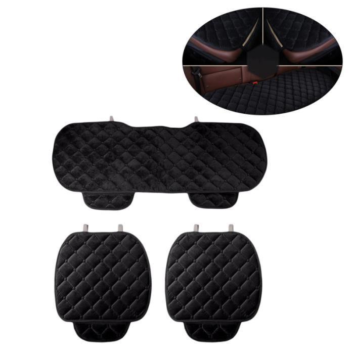 3 pièces housses de siège de voiture housse de intérieur de coussin de tapis fournitures AIDE A LA CONDUITE HANDICAPEE