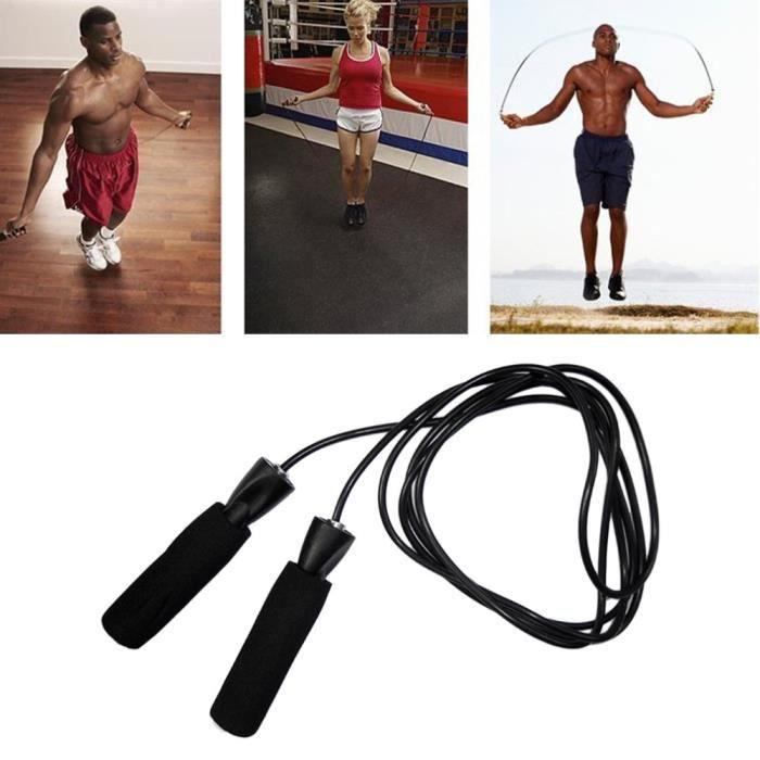 Corde à sauter Corde à Sauter Exercice Boxe Gym Fitness-Enfants Adultes