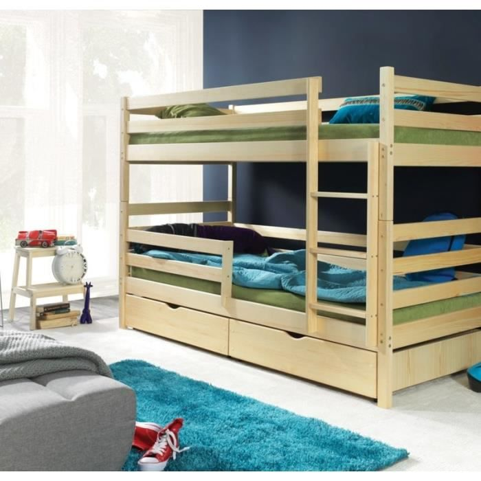 lits superpos s enfant en bois claire achat vente lits superpos s lits superpos s enfant en. Black Bedroom Furniture Sets. Home Design Ideas