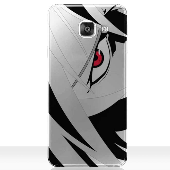 Coque Samsung Galaxy A3 2017 Eye Manga Naruto