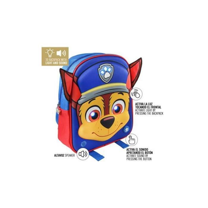 Cartable 3D The Paw Patrol-- S0700324