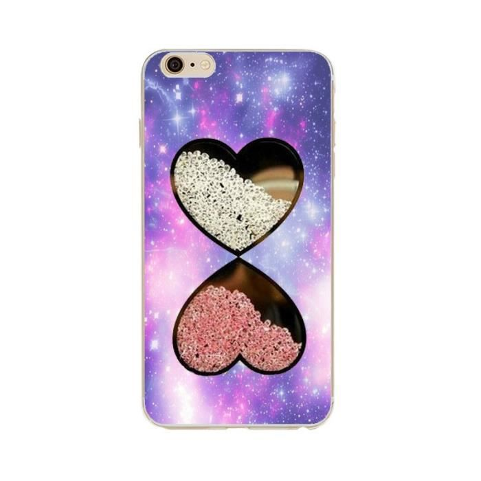 coque iphone 5 coeur