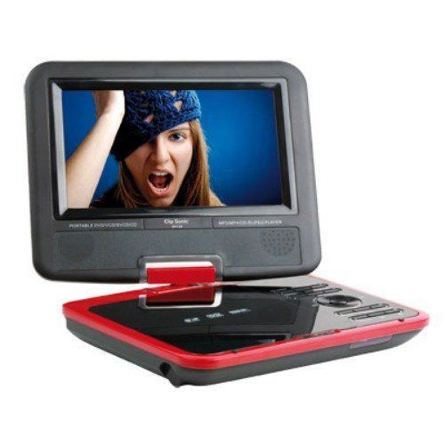 clip sonic dv132 lecteur dvd portable 7 39 usb. Black Bedroom Furniture Sets. Home Design Ideas