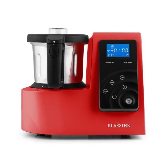 Photo de robot-multicuiseur-klarstein-kitchen-hero