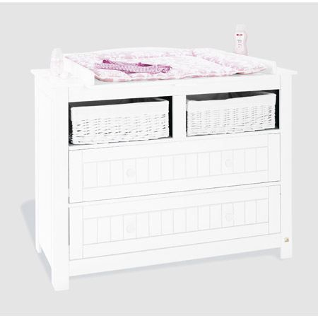 Commode langer collection nina achat vente table langer commode la - Commode a langer cdiscount ...