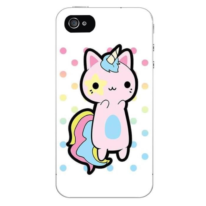 Coque Chat Iphone S
