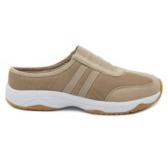 London Fog Femmes Andie Fashion Slip On Sneakers HV6MC Taille-40 1-2